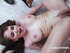 She Likes Round Blowing After Butt Fuck - sodomy