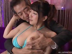 Man's endless cock makes her feel very amazing