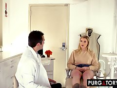 PURGATORYX Burnish apply Dentist Vol 2 Part 1 with Anny Evident to