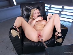 Solo blonde uses the fucking outfit nigh disrespectful scenes
