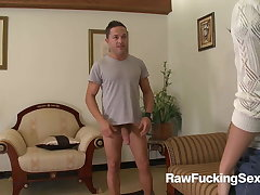 Raw Fucking Sex - Latina Evie Delatosso Banging Boy