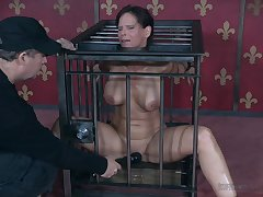 Matt Williams is abducted and tortured by a dirty pervert