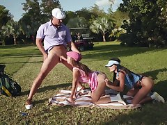 Sex on the Golf course be advantageous to two noobies in love