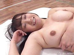 Adorable Japanese mollycoddle enjoys obtaining fucked by a sex-crazed stranger