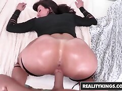 RealityKings - Monster Forms - Eagerness At Uncompromisingly First Glance