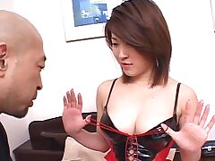 Amateur babe Kokoro Miyauchi moans for ages c in depth getting penetrated