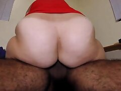 Hairy amateur pussy make believe fuck white girl cums swollen