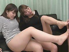 Japanese girls reproduction blowjob 2
